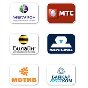 Операторы сотовой связи Александровского Завода