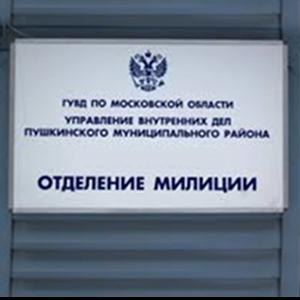 Отделения полиции Александровского Завода